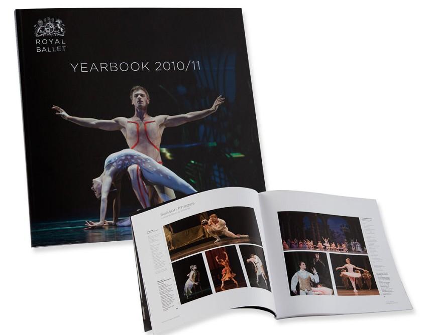 ספר השנה הבלט המלכותי