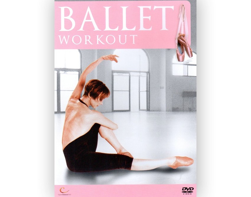 DVD לבלט