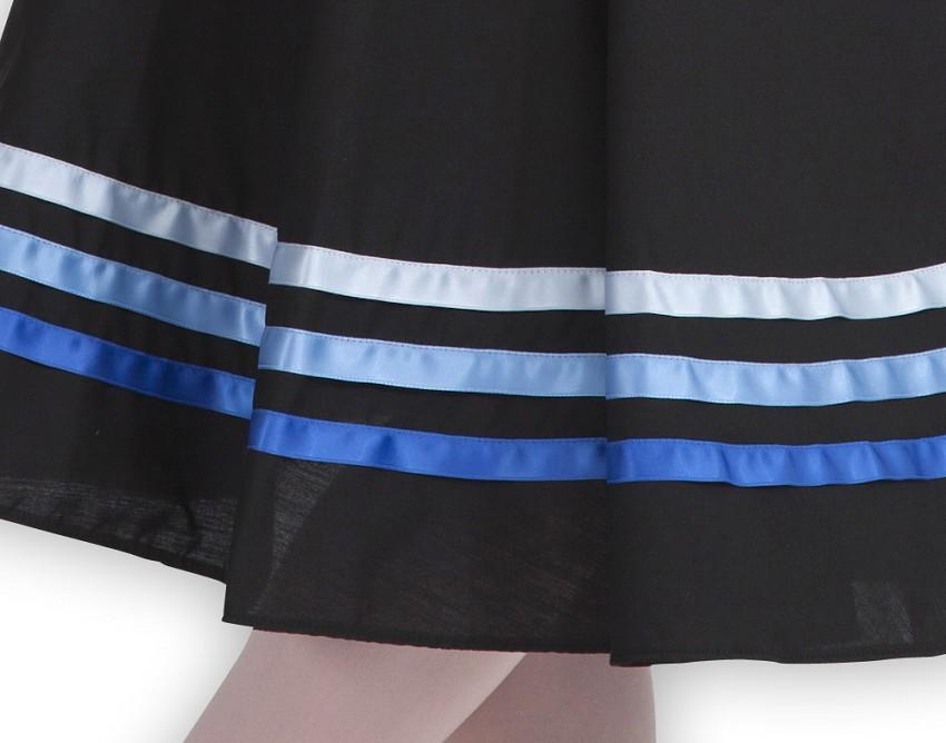 חצאית אופי PLUME SC01