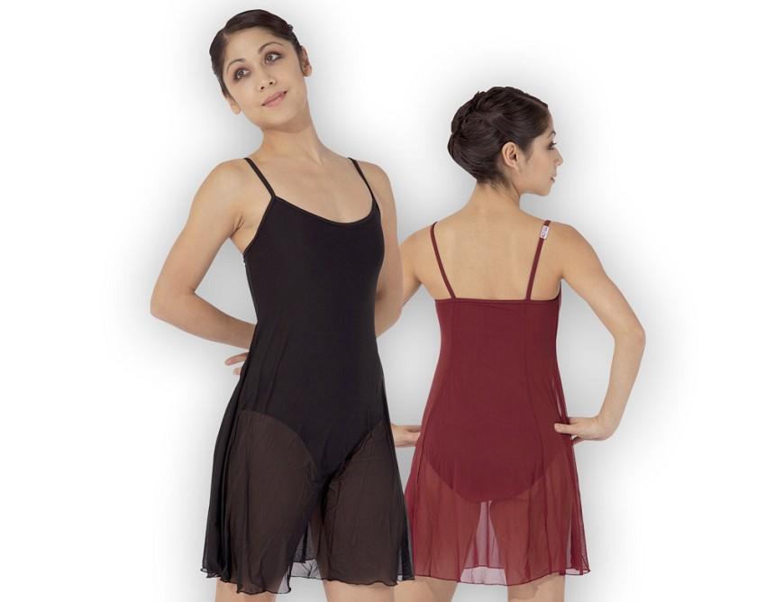 בגד גוף שמלה לריקוד