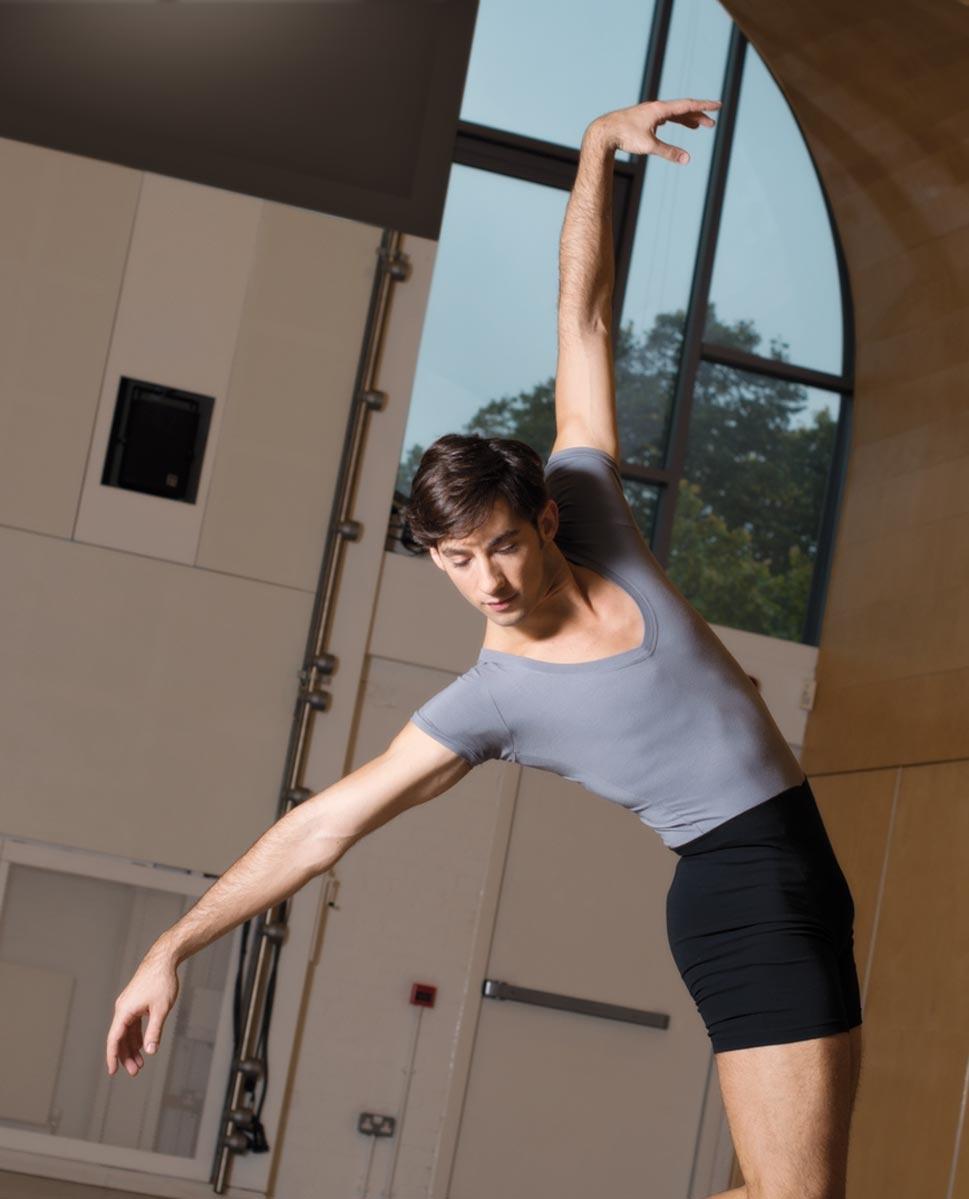 אוברול לבלט לגברים