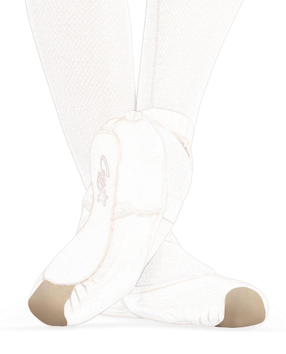 רפידות זמש של קפזיו להדבקה על נעלי פוינט