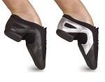 נעלי ג'אז מפוצלות
