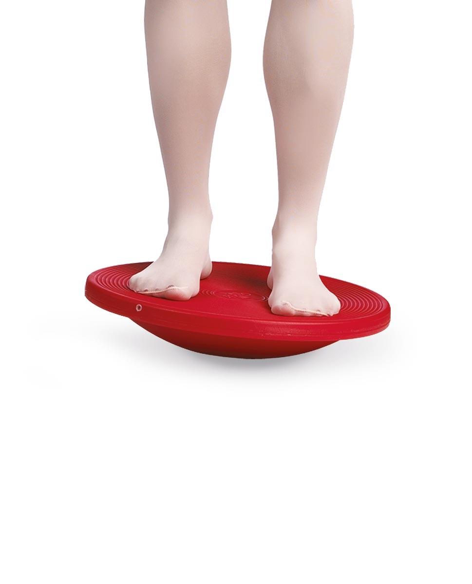 צלחת שיווי משקל לחיזוק הקרסוליים ומניעת פציעות