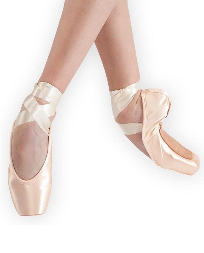 נעלי פוינט גיינור שקית סגולה בוקס 2