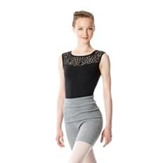 מכנסי סריג קצרים של לולי