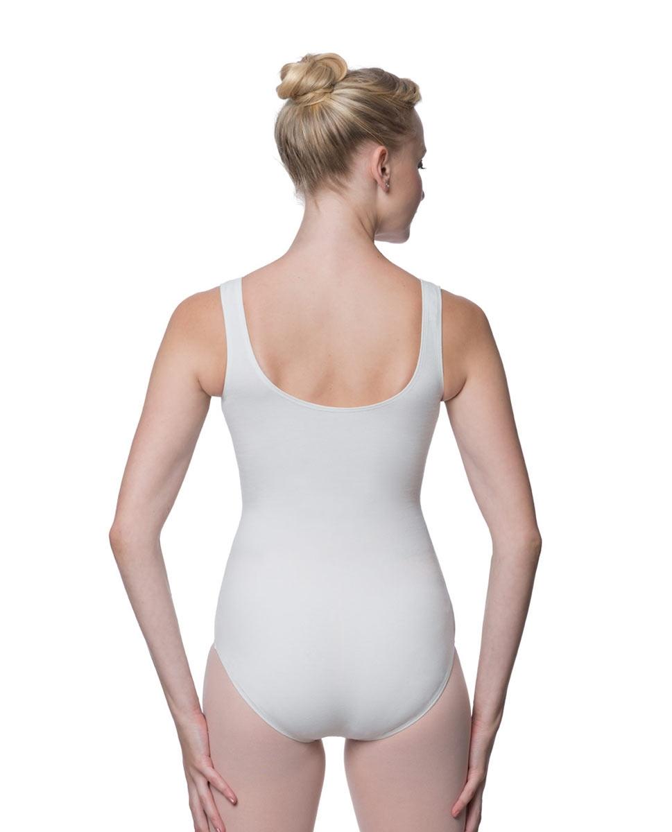 בגד גוף גזרת גופיה דגם Barbara מכותנה