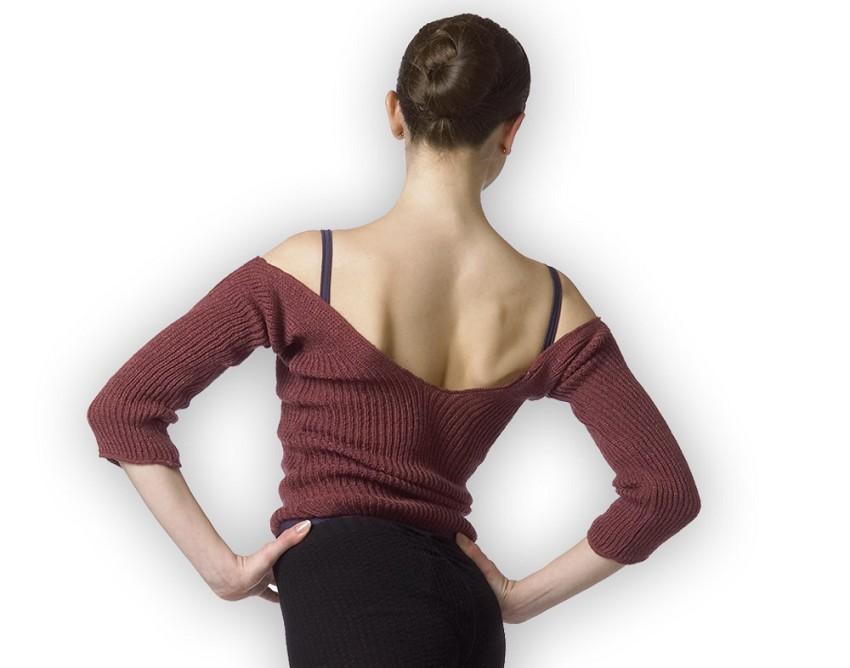 חולצת סריג INTERMEZZO 6070