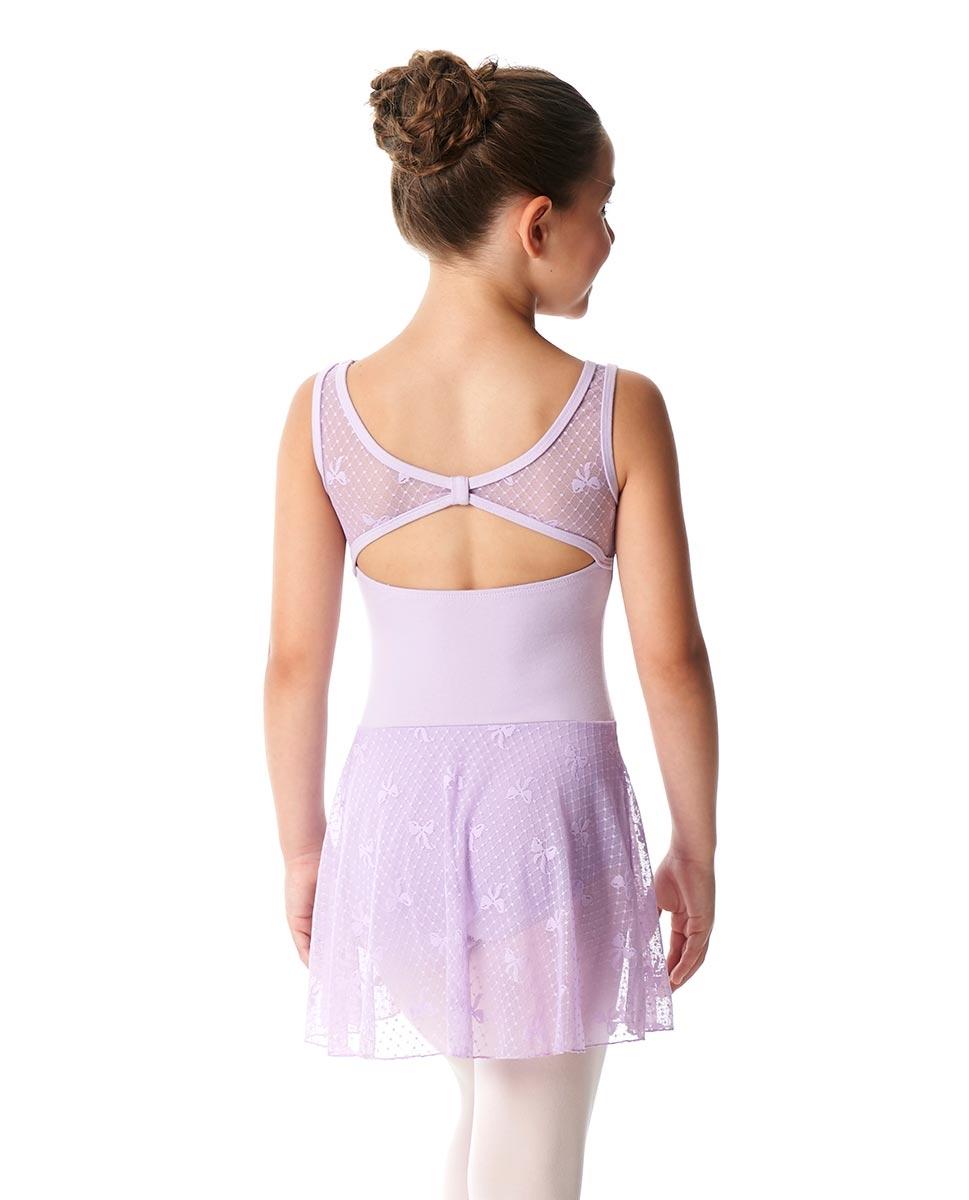 בגד גוף עם חצאית מחוברת מכותנה Rosalie