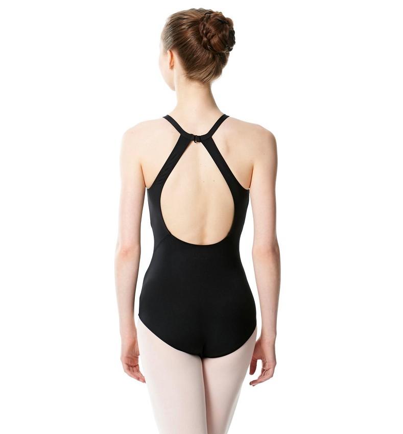 בגד גוף פתח עגול בגב