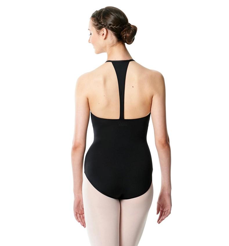 בגד גוף עם רצועה באמצע הגב