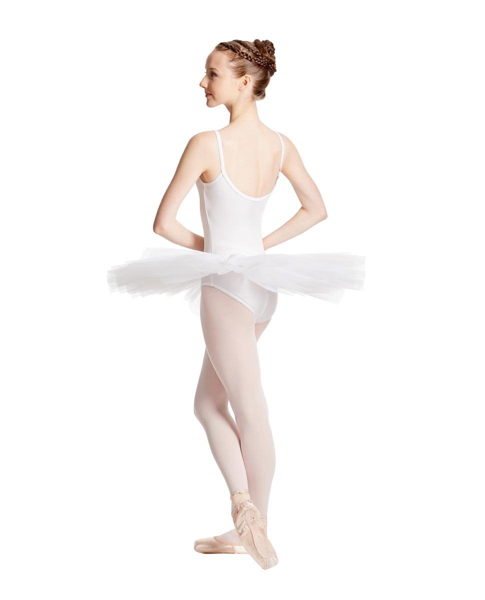 שמלת טוטו Everly של Lulli מ- 4 שכבות טול