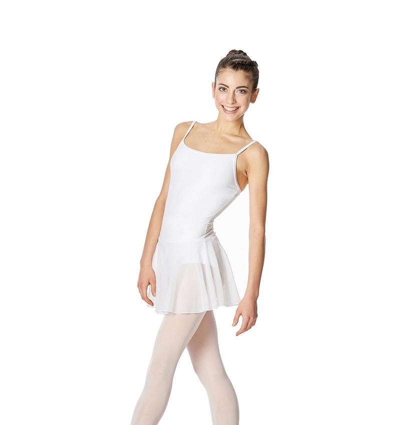 שמלת בלט מרשת אלסטית Lillian של Lulli