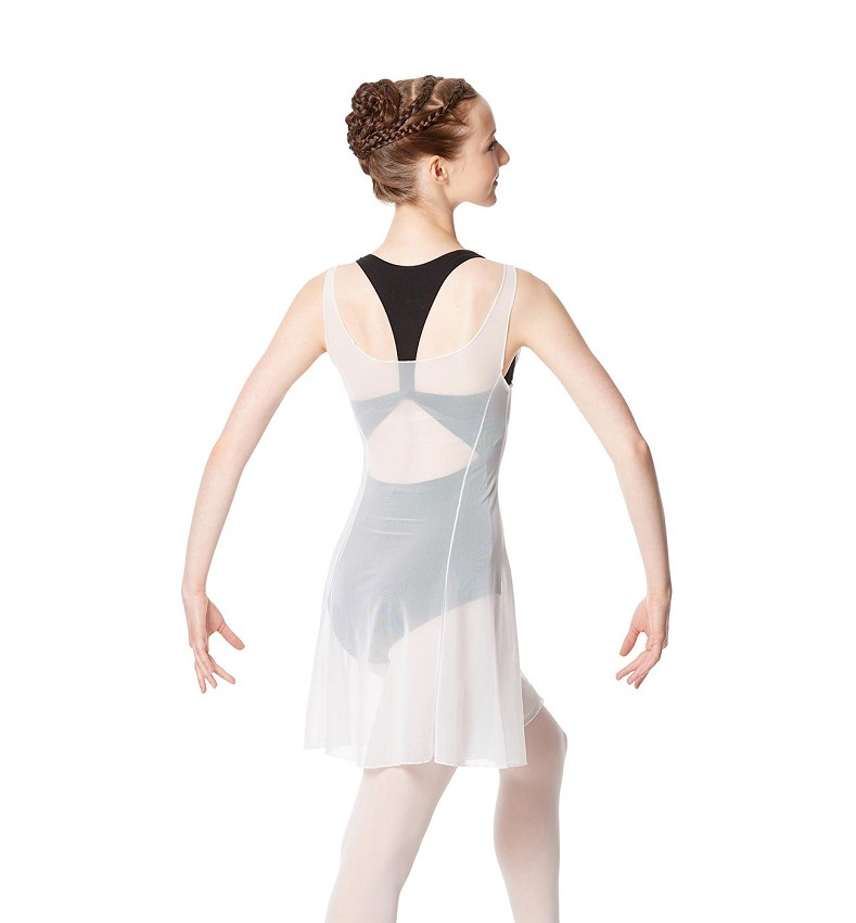 שמלת בלט מרשת