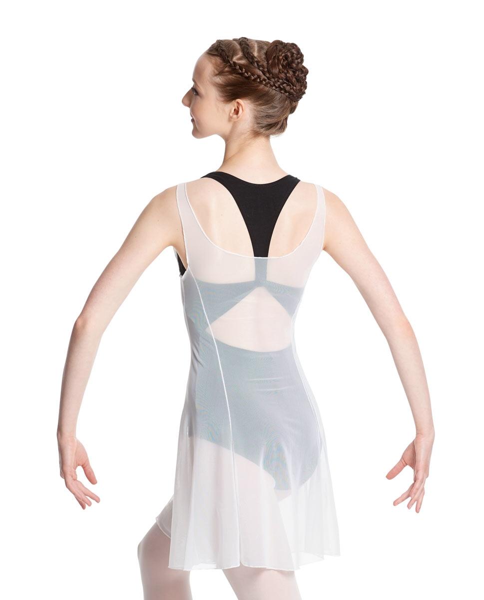 שמלת בלט מרשת אלסטית Kimberly של Lulli