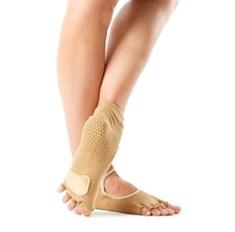 גרביים לריקוד יוגה ופילאטיס עם כף רגל מלאה