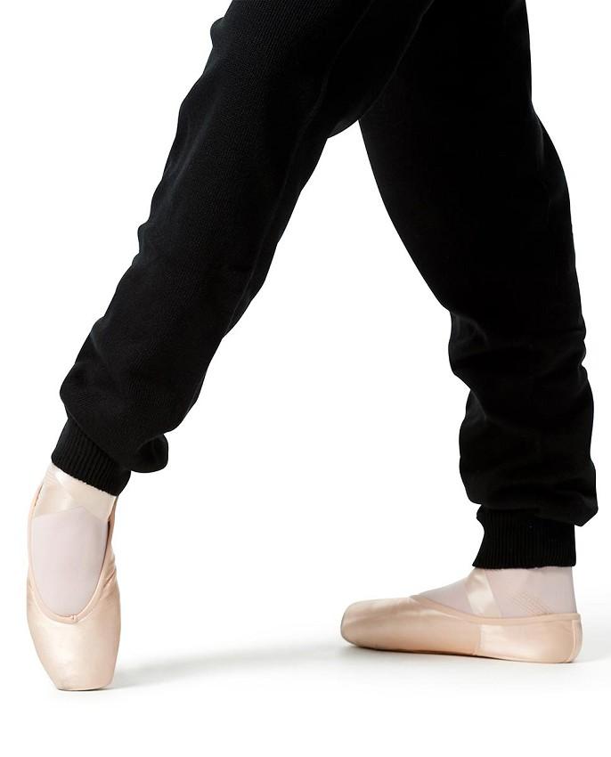 מכנס ארוך סרוג לבלט