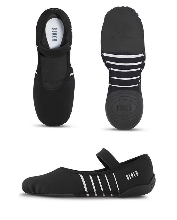 נעלי פילאטיס מבד
