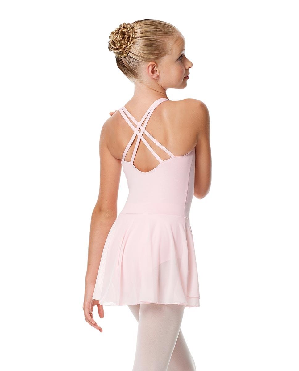 Linda שמלת בלט מכותנהו וחצאית רשת מחוברת