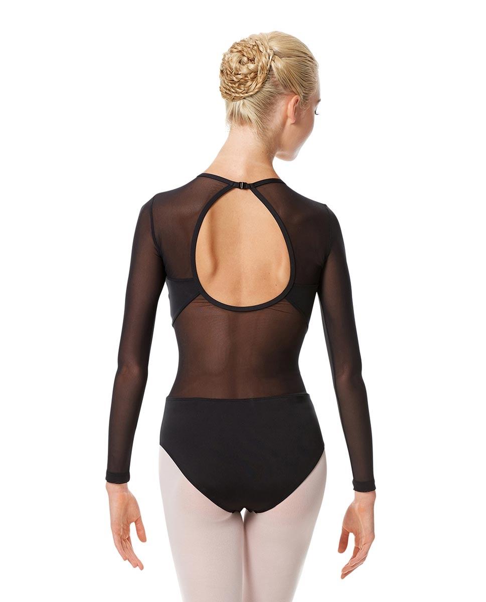 בגד גוף שרוול ארוך Renata ממיקרופיבר