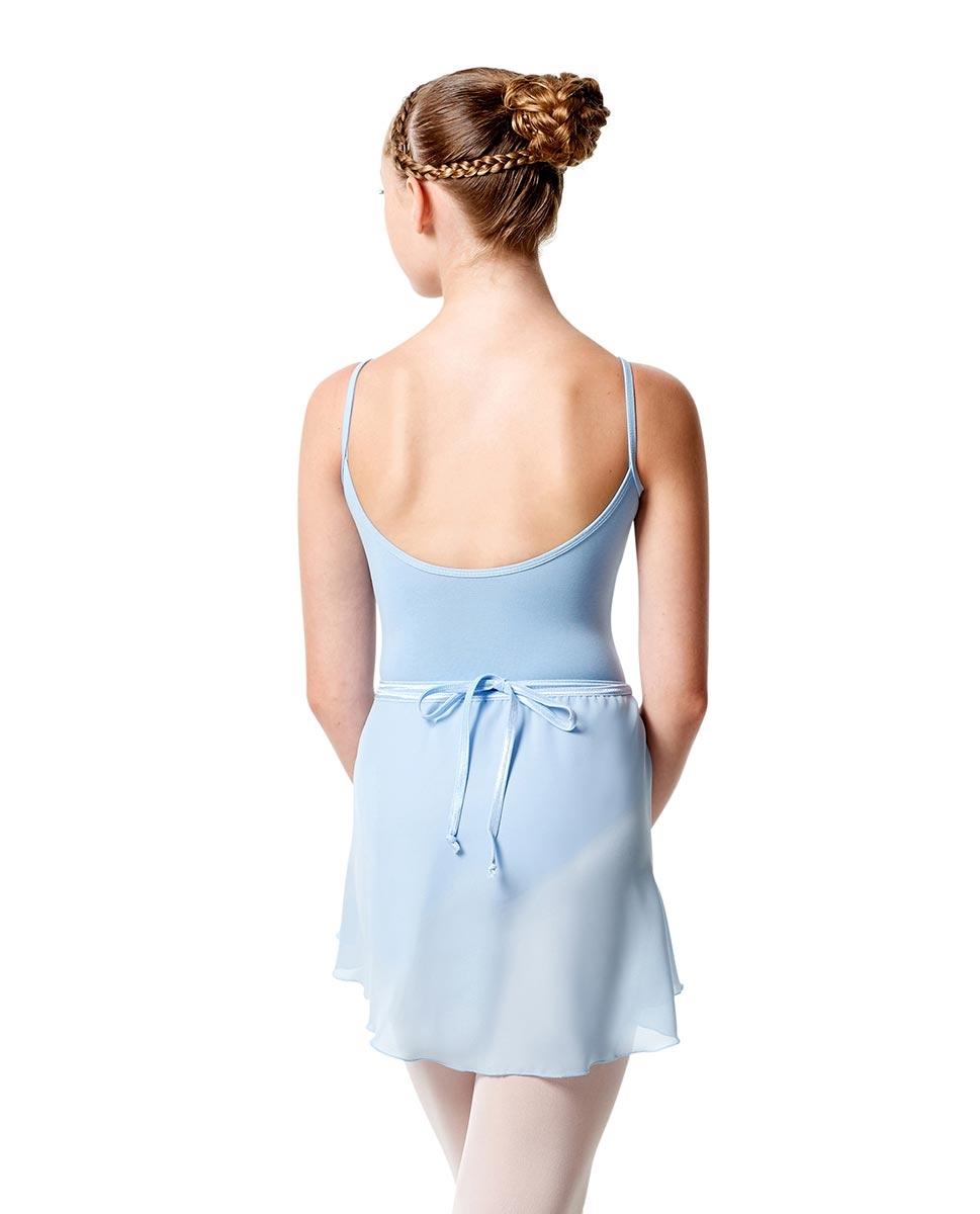 חצאית בלט מעטפת שיפון לילדות