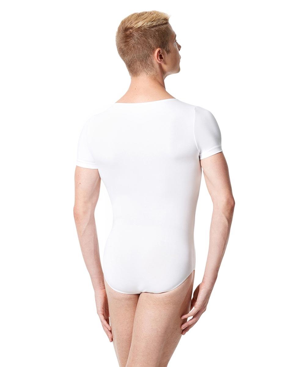 בגד גוף שרוול קצר לגברים