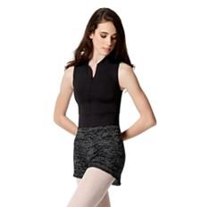 מכנס ריקוד קצר סרוג של לולי