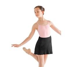 חצאית בלט לילדות מסריג של BLOCH