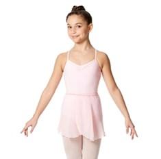 חצאית בלט לילדות משיפון Hailey