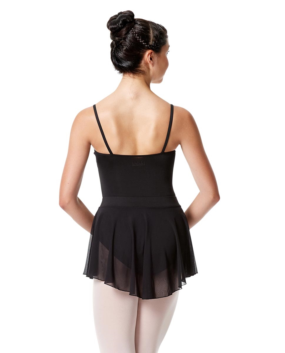 חצאית רשת עם חגורה אלסטית Hania