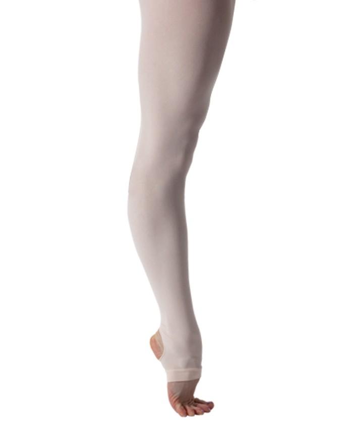 גרביון בלט ממיקרופייבר עם רגלית