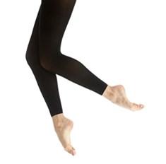 גרביונים 50 דניר לילדות ללא כף רגל