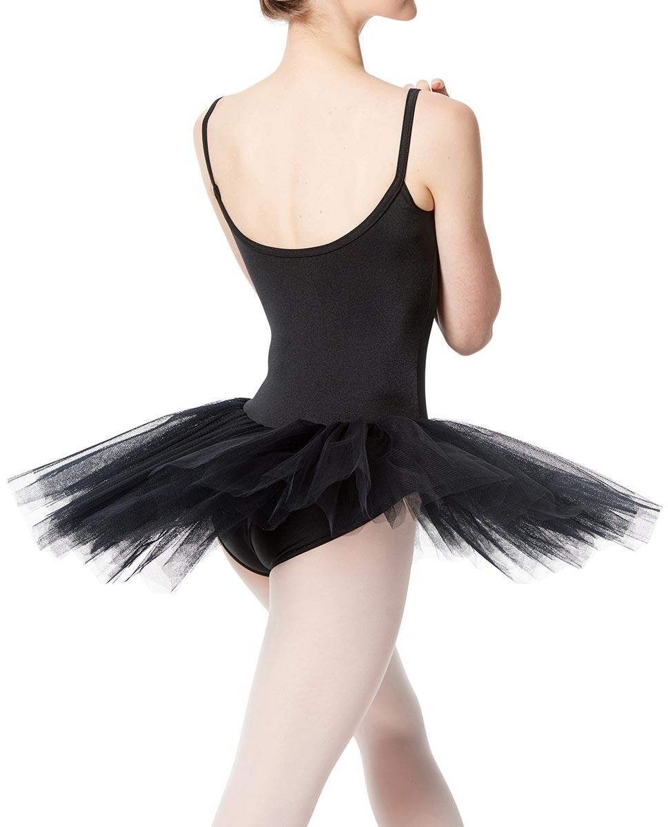 שמלת טוטו לילדות 4 שכבות