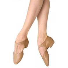נעלי הוראה מעור סוליה מפוצלת