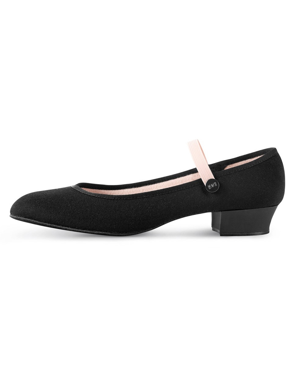 נעלי אופי של בלוך מבד קנווס מידות ילדות