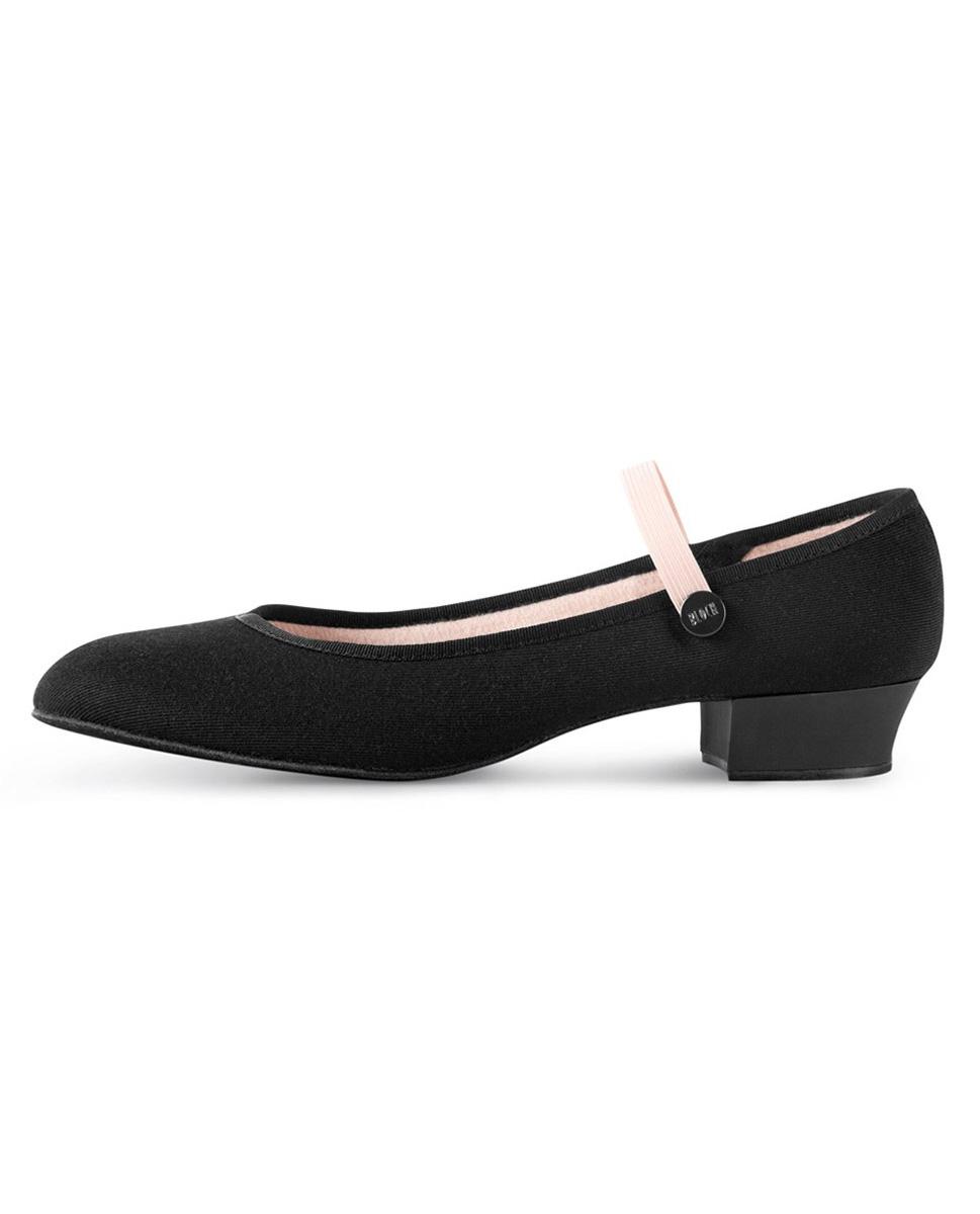 נעלי אופי של בלוך מבד קנווס מידות נשים