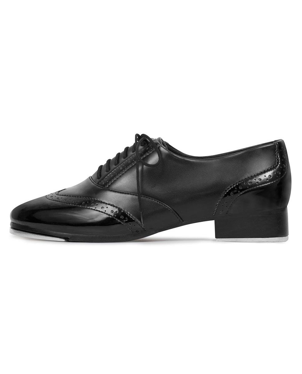 נעלי סטפס שחור לבן