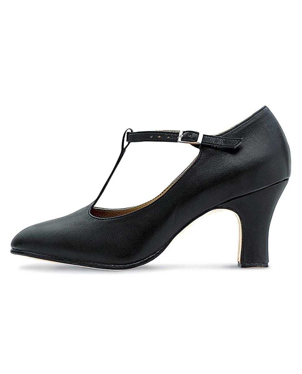 נעלי קברט של בלוך מעור 7.5 סמ עקב