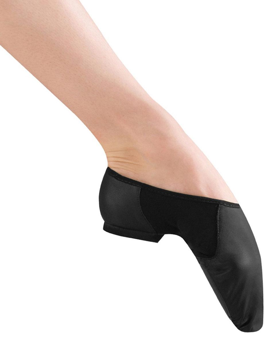 נעלי ג'אז ללא שרוכים עם סוליה מפוצלת