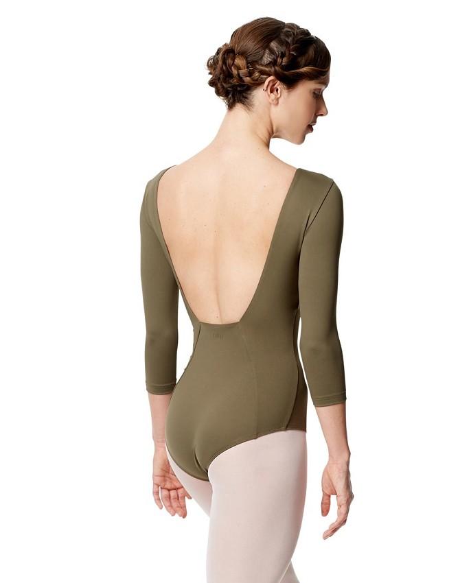בגד גוף שרוול ארוך Nanette של המותג Lulli,