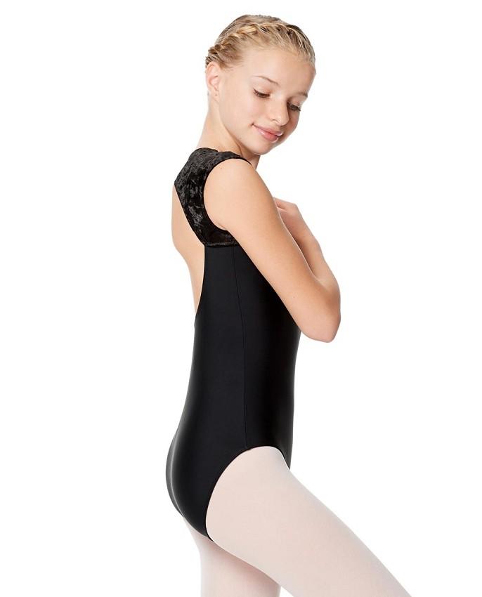 בגד גוף מפתח עגול בגב