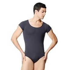 בגד גוף Terryl לגברים שרוול קצר של המותג Lulli
