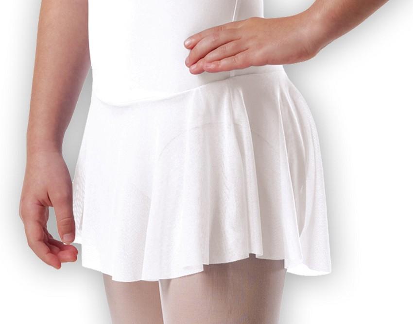 בגד גוף עם חצאית PLUME P202C