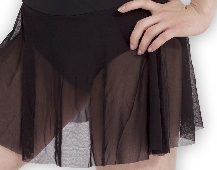 בגד בלט עם חצאית