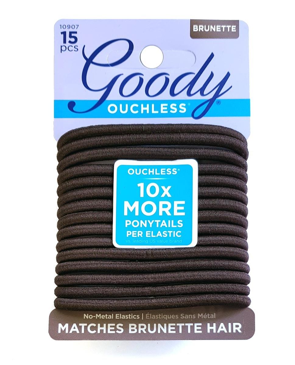 15 גומיות שיער במארז