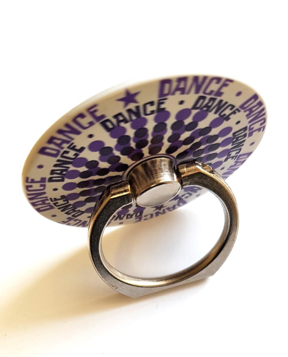 סטנד טבעת DANCE לטלפון נייד