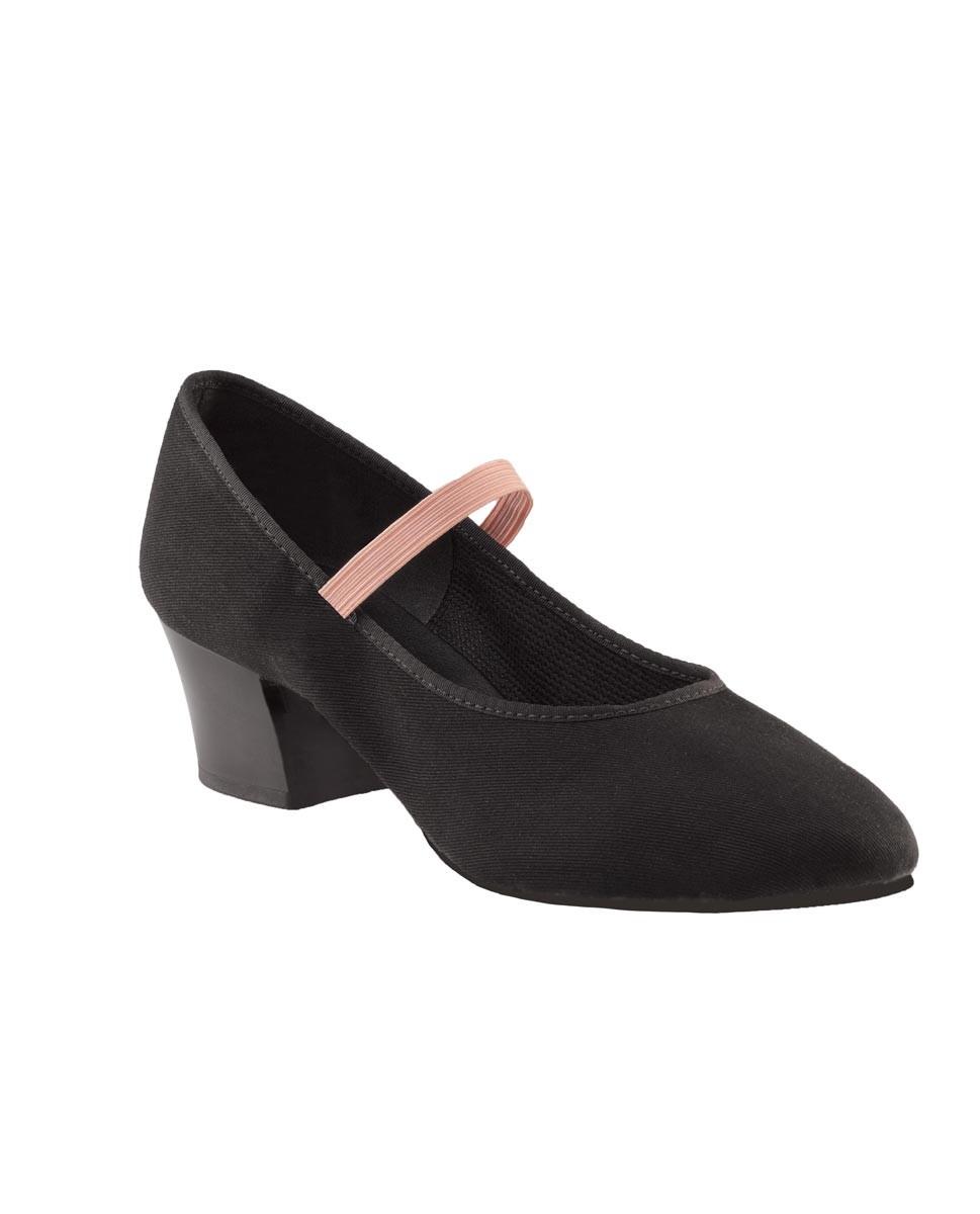 נעלי אופי ל RAD של Capezio  מבד קנווס