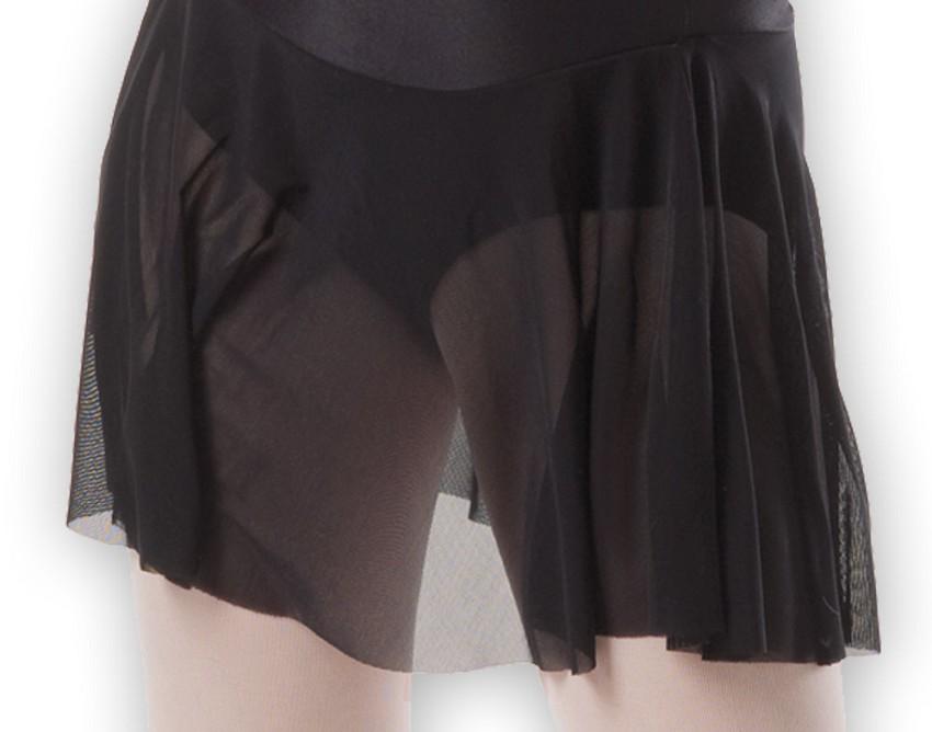 בגד גוף עם חצאית PLUME P204C