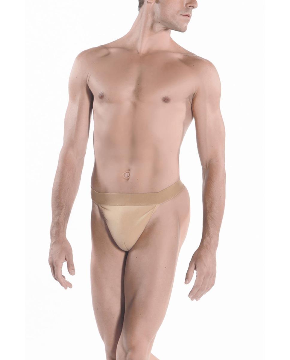 תחתוני סליפ (חוטיני) לרקדנים גומי צר