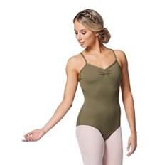 בגד גוף ELENA כתפיות איקס בגב לנשים